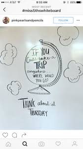 best ideas about opinion writing prompts writing daily whiteboard writing prompts think about it thursday