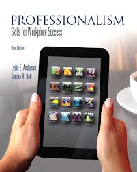 anderson  amp  bolt  professionalism  skills for workplace successprofessionalism  skills for workplace success