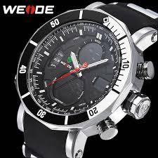 <b>2017</b> New Luxury <b>WEIDE</b> Brand <b>Men</b> Army Military Sports <b>Watches</b> ...