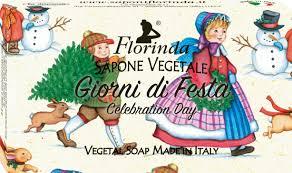"""<b>FLORINDA мыло</b> """"Счастливого Рождества"""" Giorni <b>Di</b> Fiesta ..."""
