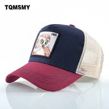 <b>Animal</b> Pattern <b>Baseball</b> Cap Women Cotton Snapback Caps ...