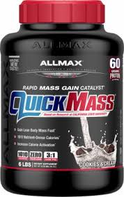 AllMax Nutrition <b>QuickMass</b> at Bodybuilding.com: Best Prices for ...