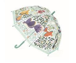 Детский зонтик <b>Djeco</b> Цветы и <b>птицы</b> - Акушерство.Ru