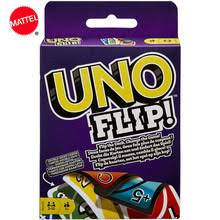 <b>Mattel</b> UNO: флип! Kartenspiel забавная настольная <b>игра</b> ...