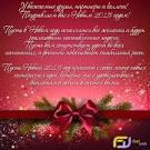 Поздравление женскому коллективу с новым годом