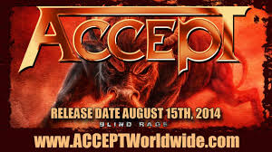 <b>ACCEPT</b> – Stampede (Official Music Video) from <b>BLIND RAGE</b> ...