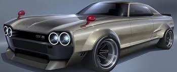 Modern Nissan <b>GT</b>-<b>R Hakosuka</b> Looks Like a Dream Come True ...
