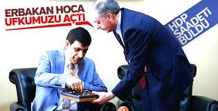 Saadet Partisi'nin HDP ziyaretinde Erbakan konuşuldu