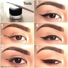 how to create the perfect cat eye make up look eyeliner cateyes