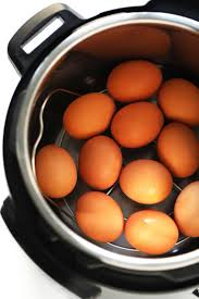 Instant Pot <b>Hard</b> Boiled Eggs | Gimme Some Oven