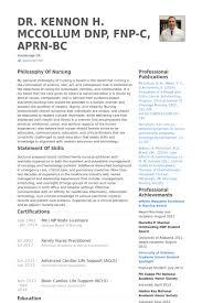 Nurse Practitioner Resume Samples   Proposaltemplates info     SlideShare