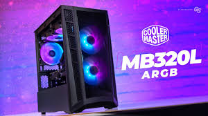 THE WAVERIDER - <b>Cooler Master MB320L</b> ARGB Build - YouTube