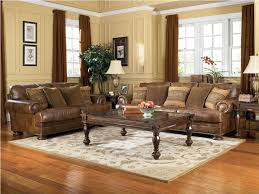 couch living room leather