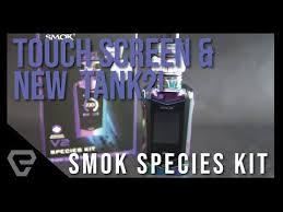 <b>SMOK SPECIES</b> 230W & TFV8 Baby V2 Starter <b>Kit</b>   Vape <b>Kits</b>