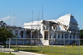 Palais national d'haiti, six ans après le séisme»