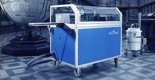 The <b>Depulvera</b> automatic book cleaning machine : Ristech the ...