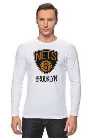 <b>Лонгслив Brooklyn Nets</b> #648859 от tailors по цене 954 руб. в ...