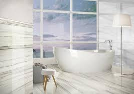 Pavimento Bianco Effetto Marmo : Bagnoidea gres porcellanato effetto marmo marmoker