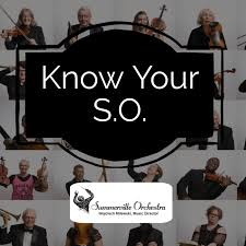 Get to Know your S.O.!