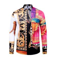 <b>Hawaiian</b> Shirts Summer <b>Style</b> Men Short Sleeve <b>Floral</b> Dress Shirts ...