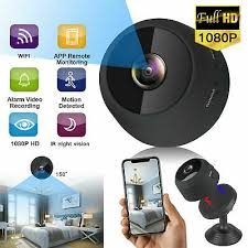 <b>A9 Spy Camera Wireless</b> Hidden Wifi Cameras 1080P HD Smallest ...