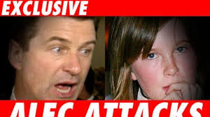 Alec Baldwin's Threatening Voicemail Message to Daughter [AUDIO]