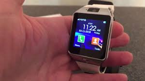 Review: DZ09 <b>Bluetooth SmartWatch with</b> Camera - YouTube