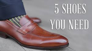 5 <b>Dress Shoes</b> Every <b>Man</b> Must Have - What Leather <b>Men's</b> Shoes ...