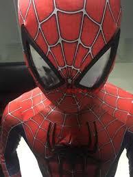 Original Toby <b>Amazing Spiderman Costume 3D</b> Spandex Superhero ...