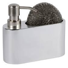 <b>Дозатор</b> для <b>жидкого мыла с</b> держателем для губки NEO, 5×13,5 ...