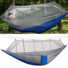 Generic Portable Camping Travel Hammock <b>Hanging Bed</b> With ...