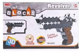 <b>Конструктор Shantou Gepai</b> HRD BLOCKS 6913 3D Пистолет ...