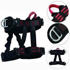 <b>Professional</b> Safety <b>Rock</b> Tree <b>Climbing</b> Rappelling Harness Seat ...