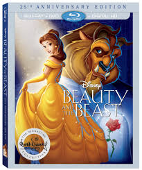 disney s beauty and the beast th anniversary edition arrives on disney s beauty and the beast 25th anniversary edition arrives on digital hd 6th blu ray and dvd 20th