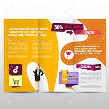 marketing brochure templates set  18538651 brochure template stock vector brochure layout flyer