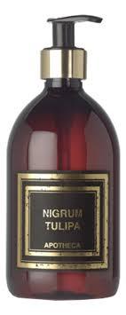 Купить жидкое мыло Nigrum Tulipa 500мл Apotheca для мужчин ...