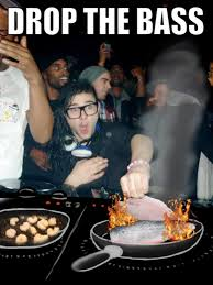 Cooking With Skrillex | Know Your Meme via Relatably.com