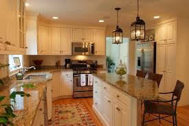 stupendous kitchen cabinet designs large silver refrigerator also white kitchen cabinet plus awesome centre island awesome types cabinet