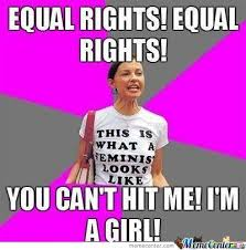 Equal Rights! by caddap - Meme Center via Relatably.com