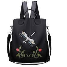 Beishi Women's <b>Backpack</b>, Women's Fashion <b>Backpack Waterproof</b> ...
