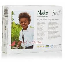 <b>Подгузники Naty</b>, размер <b>3</b> : от 4 до 9 кг. - Liniment.ch