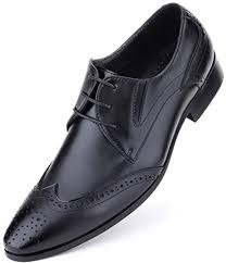 Mens Oxford Shoes Formal Leather Mens Dress ... - Amazon.com