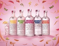 Absolut <b>Vodka</b>