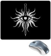 Коврик Для Мышки <b>Printio</b> Dragon Age. Инквизиция, Компьютеры ...