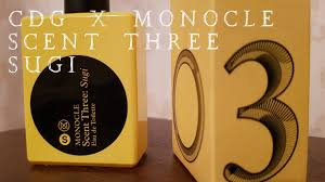 Review: <b>Comme Des Garcons</b> x <b>Monocle</b>: Scent 03 Sugi - YouTube