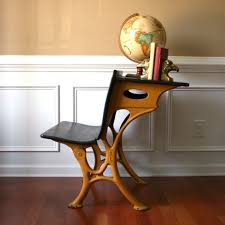Image result for old school desk