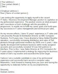Sales Cover Letter Example | Kadalbuntung Get Back Your 'ooo' With ... Cover Letter Examples For Retail S Associate Sample Resume