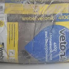 Наливной <b>пол</b> weber.<b>vetonit</b> 4100 – купить в Мурино, цена 400 ...