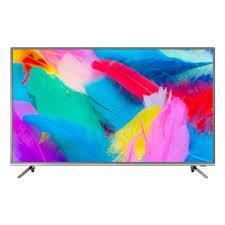 <b>Телевизор Hyundai</b> H-LED43EU7001, 4K Ultra HD, титан ...