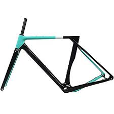 Amazon.com : 2019 <b>Full Carbon Gravel</b> Frame Cyclocross Bike ...